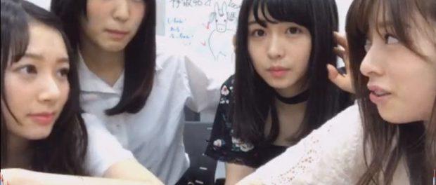 長濱ねるのイジメに新事実 生放送中に菅井友香の椅子を蹴っていたことが判明