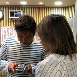 そっくりと話題のLUNA SEA真矢と元ロッテ里崎智也のツーショットが公開される