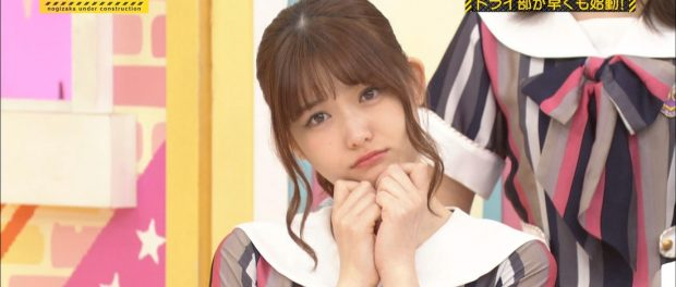 【悲報】松村沙友理さん、浜辺美波に公開処刑されしまう