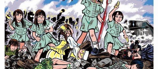 地下アイドルがももクロ、ベビメタ、でんぱ組の辞めたメンバーをTシャツにして炎上wwwwwwww
