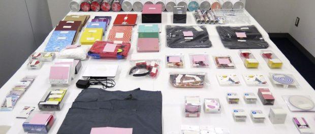 韓流アイドルのグッズを万引きし転売 16歳少年2人逮捕