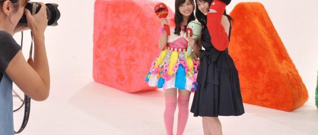 橋本環奈ちゃんと声優の内田真礼さんが隣に並んだ結果wwwww