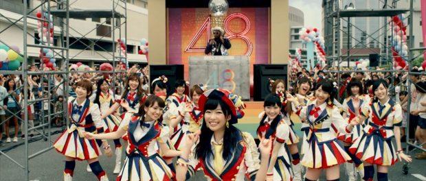 【悲報】AKB48、JPOP界に黒歴史だけを残して消え去る