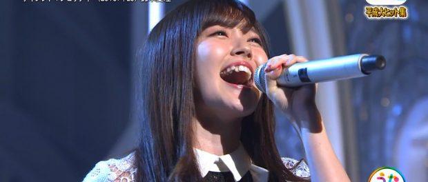 鈴木愛理がサイレントマジョリティーを歌った結果wwwwwww(動画あり)