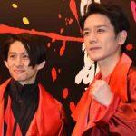 タッキーとV6三宅の新ユニット「ケンタッキー」がCDデビューwwwwww