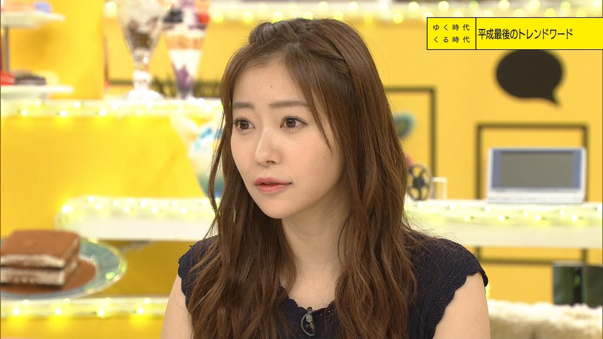 NHK改元特番に出てた指原莉乃の顔が綺麗すぎたと話題wwwwww