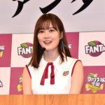 生田絵梨花さん、ファンタ坂学園の制服が似合いすぎな件