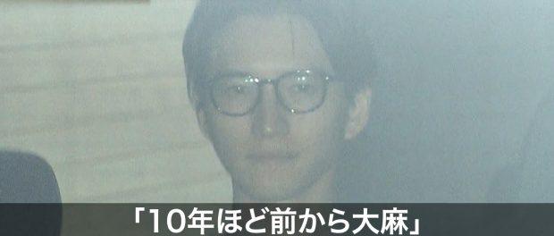 【悲報】田口淳之介、ジャニーズ(KAT-TUN)在籍時から大麻をやっていたと供述・・・