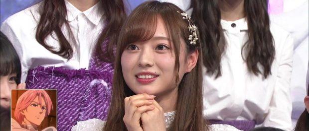 乃木坂46梅澤美波、山田涼介を見つめてしまいジャニヲタに目をつけられる