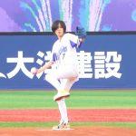 相川七瀬さんの35点の始球式wwwwwwww(動画あり)