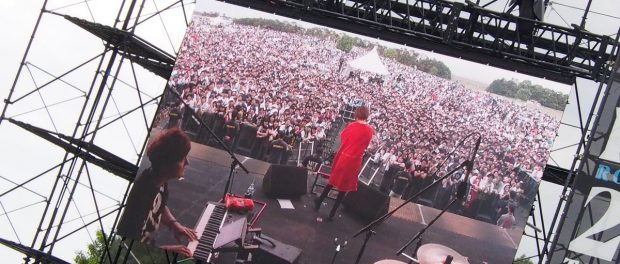 元NMB48山本彩がメトロック2019大阪に出演した結果wwwwwww