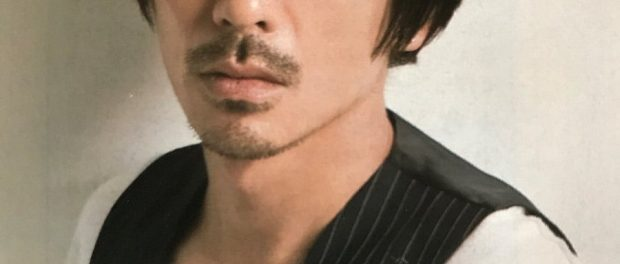 電車内で知らない男が森田剛の顔写真を見せてくる事案発生