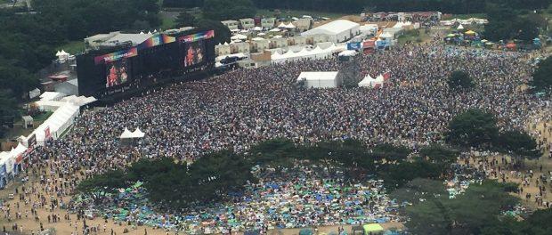 モーニング娘。がロッキンのグラスステージ(7万人収容)に立つってマジかよwww