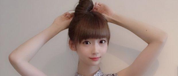 最新のNGT48荻野由佳さんがこちらになります