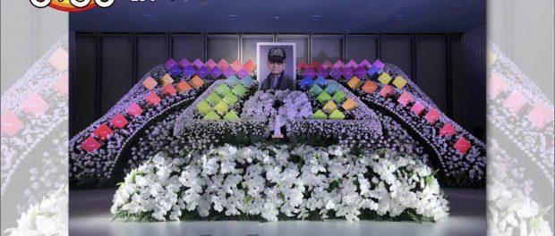 【画像】ジャニー喜多川の祭壇がこちらwwww SMAP・田原俊彦ら解散・退所したタレントの名も