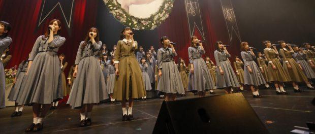 HKT48のコンサートが北朝鮮みたいと話題に・・・