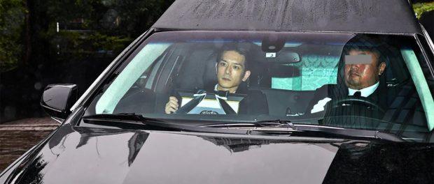 滝沢秀明がジャニーさんの養子になっていた可能性急浮上! ジャニー喜多川「家族葬」で霊柩車の助手席に