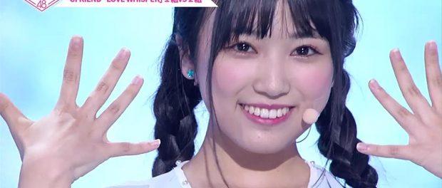 韓国IZ*ONEの矢吹奈子さんの顔が死んでる件…
