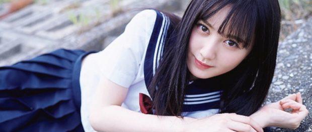 NMB48の「神美少女」山本望叶(17)がこちらになります