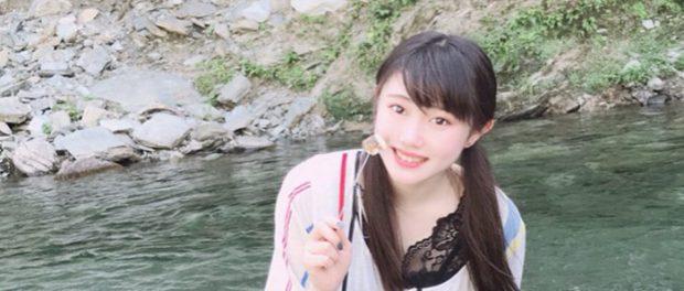 アイドルさん、川に人が沈んでいる写真を撮ってしまう…