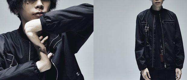 【画像】米津玄師さん、ついにファッション誌デビューする