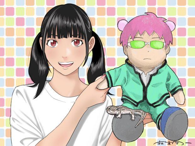 でんぱ組の古川未鈴が「斉木楠雄のψ難」の漫画家・麻生周一と結婚wwwwww