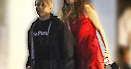 西川貴教が例のカノジョとデート中に激写された写真wwww
