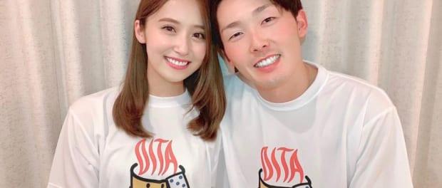 結婚した元乃木坂・衛藤美彩と西武・源田壮亮のツーショット写真wwwww