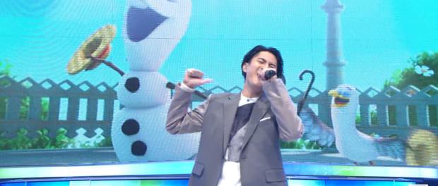 Mステに出てた新オラフ声優の武内駿輔くん、歌上手すぎて2ch民も絶賛www(動画あり)