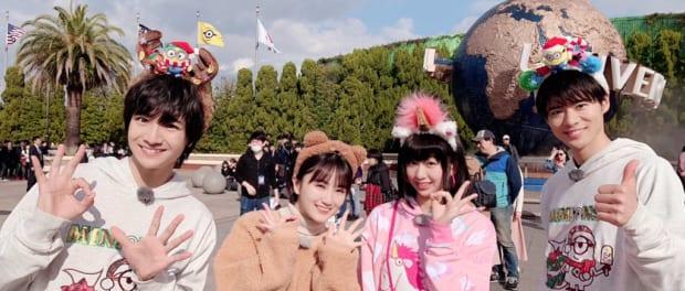 【悲報】大人気ハロプロアイドルさん、ボイメンとUSJダブルデート画像流出か?!