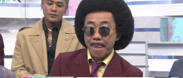 Mステの木梨憲武の髪型wwwwwwwwww レキシか?(動画あり)
