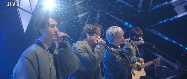 Sexy ZoneがSMAP「夜空ノムコウ」をカバーした結果・・・ FNS歌謡祭2019第2夜(動画あり)