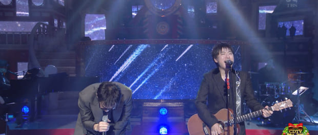 【動画】歌下手になった?!コブクロの生歌が酷いと話題 CDTVクリスマス音楽祭2019
