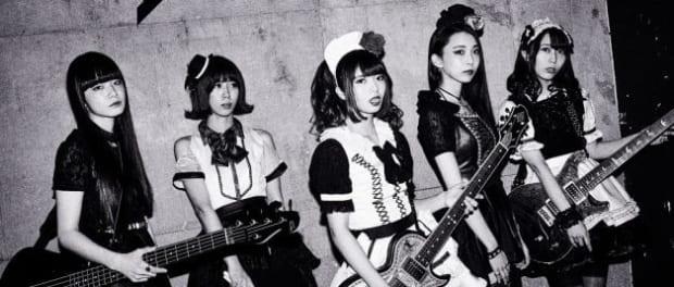 米ビルボードチャートにランクインした日本人バンドがこちら