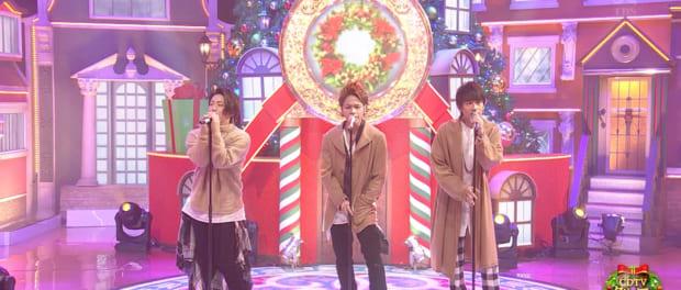 【動画】KAT-TUNが13年前の楽曲「僕らの街で」を3人で熱唱!!「エモい」と話題 CDTVクリスマス音楽祭2019